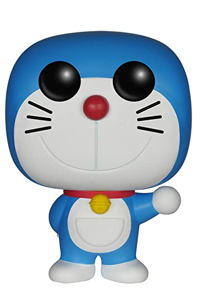 amazon com funko pop anime doraemon action figure funko pop