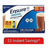 Ensure Original Nutrition Shake, Milk Chocolate (8 fl. oz., 24 ct.)
