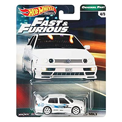 Hot Wheels VW Jetta MK3: Toys & Games