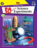 50 Terrific Science Experiments, Elaine Wood and Pamela J. Walker, 1568226586