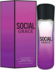 Social Grace Women By Preferred Fragrance Inspired by ARMANI CODE CASHMERE BY GIORGIO ARMANI FOR WO