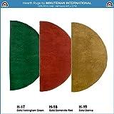 Minuteman International Sienna Solid Wool Hearth