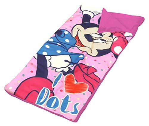 (Disney Minnie Mouse Pillow Pal Slumber Set)