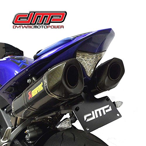 2004-2014 Yamaha YZF-R1 Fender Eliminator Kit; Includes Turn Signals and Plate Lights - 675-6710 - MADE IN THE - Kit Racing Eliminator Fender