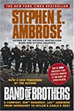 Book cover for Band of Brothers : E Company, 506th Regiment, 101st Airborne from Normandy to Hitler's Eagle's Nest