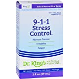 King Bio Homeopathic 911 Stress Control - 2 fl oz