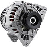 DB Electrical AIA0021 Alternator for Fermec Backhoe 860 960 965 w Perkins 1004.4T/ 12 Volt, CW, 95 AMP /MG407 /11.201.881 /6106495M91/ IA 0881