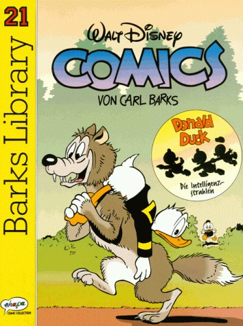 Barks Library: Comics, Band 21