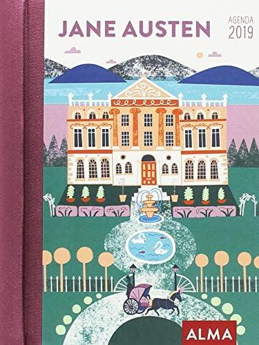 2019 Agenda. Jane Austen: Vv.Aa, Vv.Aa: Amazon.es: Oficina y papelería