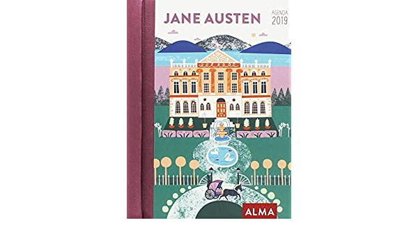 Amazon.com : Alma Jane Austen Diary : Office Products