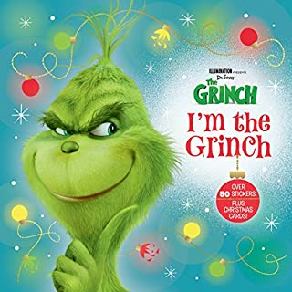 I'm the Grinch (Illumination's The Grinch) (Pictureback(R))