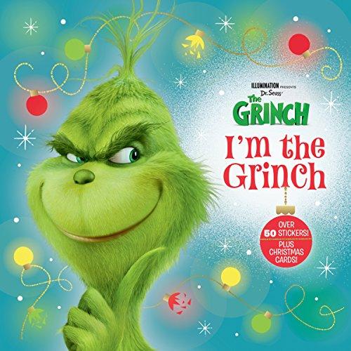 (I'm the Grinch (Illumination's The Grinch) (Pictureback(R)))