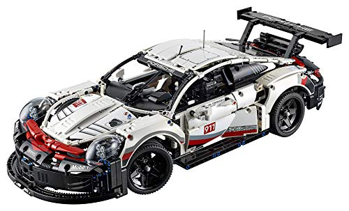 LEGO Porsche 911 RSR 42096 Race Car