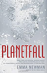 Planetfall by Emma Newman (November 3, 2015)