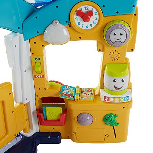 Fisher-Price Laugh Smart Home