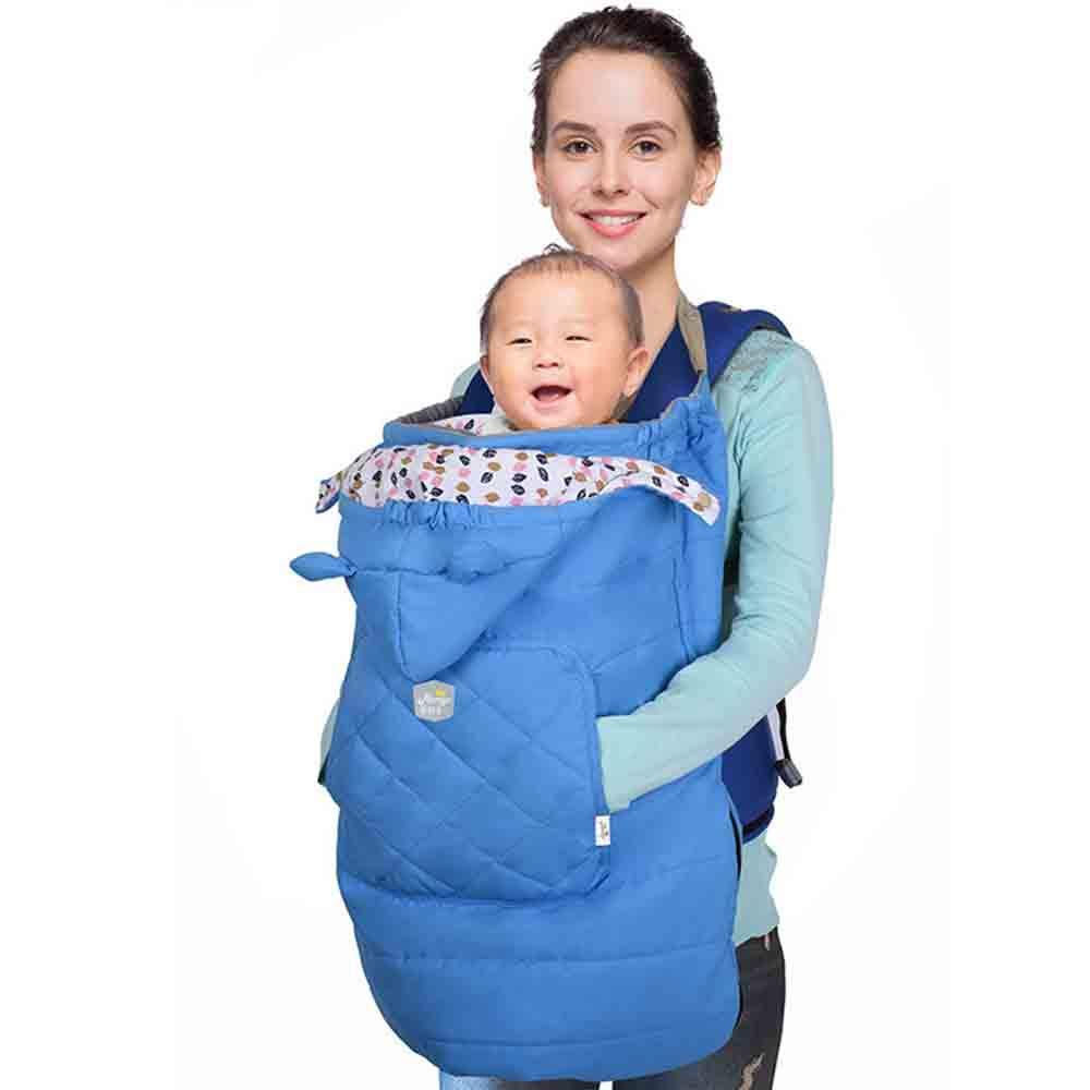 2a6e6c7ce WDGT Bebé Cargando Un Manto Invierno Caliente Caliente Caliente Cubierta  Cintura Taburete Universal Cinturón Salir A