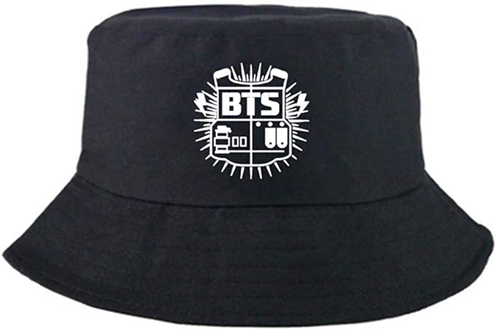 Kpop BTS Bucket Hats...