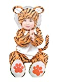 Tiger Halloween Costume Kids Children's Age 3-5 YEARS 3T 4T 5T Multicolor, Bags Central