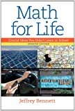 Math for Life, Jeffrey Bennett, 1937548368