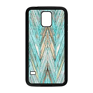 Colorful Wood Texture Hard DIY Case for SamSung Galaxy S5 I9600, Custom Colorful Wood Texture Hard Case