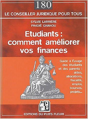 Livre gratuits Etudiants : Vos finances pdf