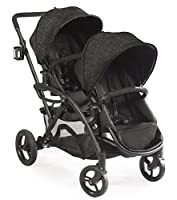 The Contours Options Elite is the perfect balance of form, flexibility, and function. In addition to boasting a super-stylish fashion in the season's hottest colors, our award-winning double stroller has been upgraded based on feedback from the peopl...