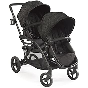 Amazon Com Bob Revolution Se Duallie Stroller Orange