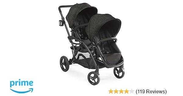 16358f0a4 Amazon.com   Contours Options Elite Tandem Double Toddler   Baby Stroller