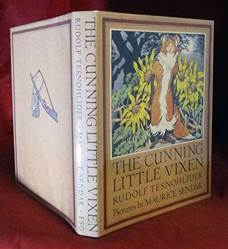 The Cunning Little Vixen (English and Czech Edition) -