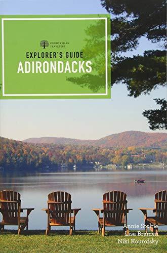 Explorer's Guide Adirondacks (Eighth Edition)  (Explorer's Complete)