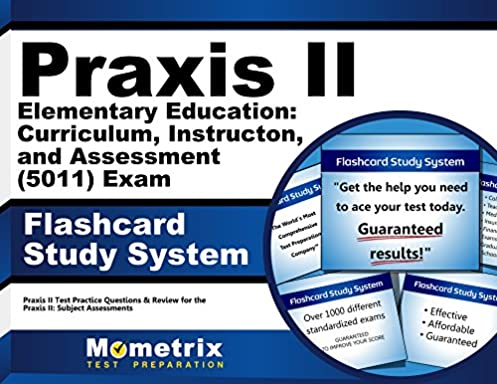 praxis ii elementary education curriculum instruction and rh amazon com For Elementary Education Praxis Study Guide study guide for praxis 5005
