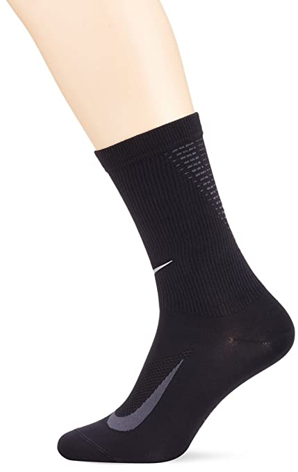 Nike Socken Reduziert   Nike Elite 2.0 Crew Running Schwarz
