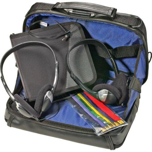 PPK-1 Portable DVD Player Starter Kit (BLACK) (Discontinued by Manufacturer)