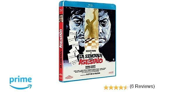 La semana del asesino [Blu-ray]: Amazon.es: Vicente Parra ...