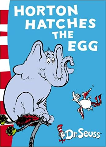 Horton Hatches The Egg Yellow Back Book Dr Seuss