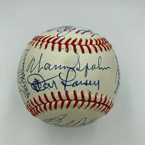 - The Most Complete No Hitter Multi Signed Baseball Sandy Koufax Tom Seaver - JSA Certified - Autographed Baseballs