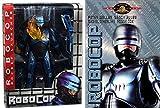 RoboCop Original Movie + Rocket Launcher Action Figure Sci-Fi Pack