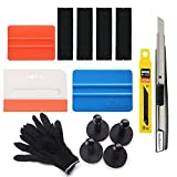 Automotive : 7MO Car Vinyl Wrap Tool Kit for Starter Vinyl Film Installation 1 Set