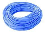 Silicone Wire - Fine Strand - 18 Gauge - 100 ft. Blue
