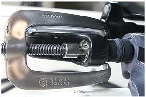 Marine Steering Support Bracket Puller - Seastar, Uflex