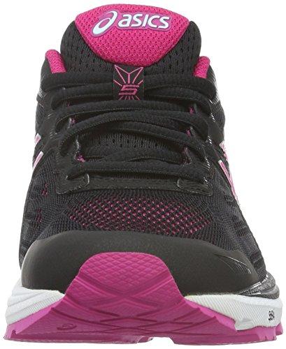Asics Noir aruba Pink 5 Entrainement Chaussures Blue Running sport Gt 1000 black De Femme ggxrwZ6q