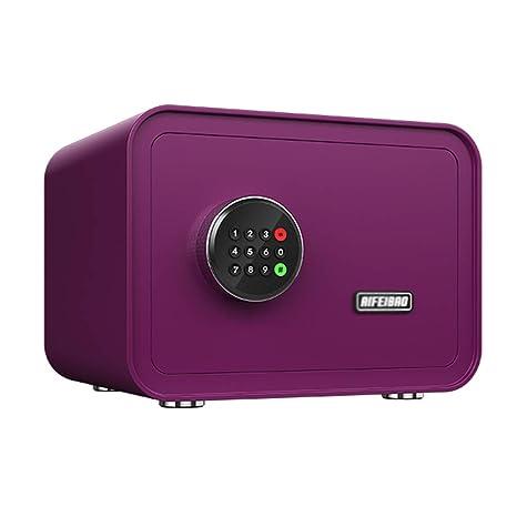 Convencionales Caja Fuerte de Seguridad electrónica para el hogar con una Caja de Seguridad pequeña y