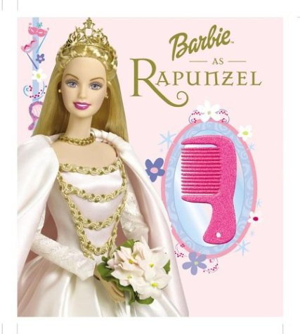 Barbie As Rapunzel: A Magical Princess Story