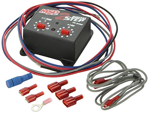 MSD Ignition 8732 Digital 2-Step Rev Control
