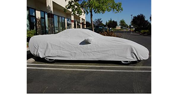 Fit for Ford Mustang Full Car Cover Ultimate Custom-Fit All Weather Protection