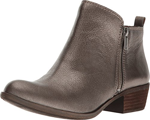 - Lucky Brand Women's Basel Old Pewter Boot