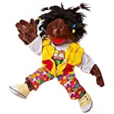 Living Puppets Living Puppets Hand Puppet Colored Girls Saif 65Cm
