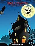Halloween Libro Da Colorare: 1