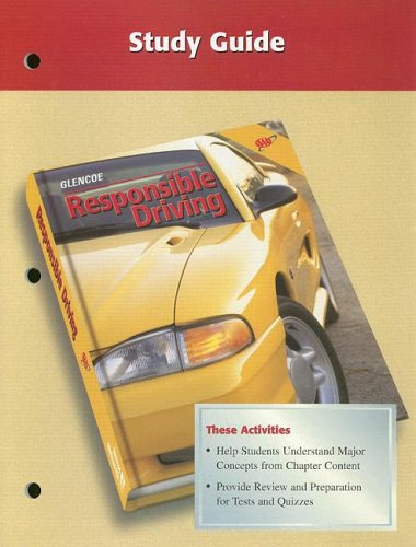 Responsible Driving, Study Guide Student Edition