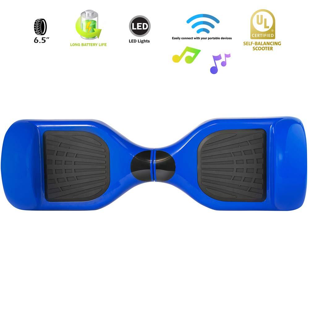 XPRIT 6.5 Wheel Hoverboard w//Bluetooth Flash Wheel
